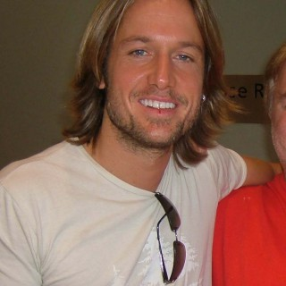 Keith Urban was born in New Zealand
