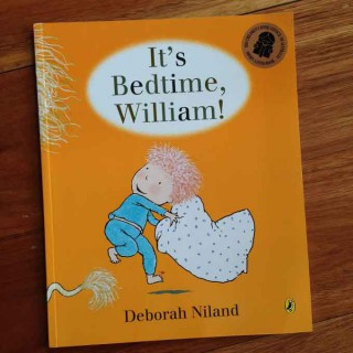 It's Bedtime, William! – Deborah Niland (book review)