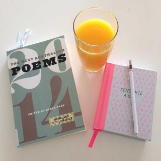 The Best Australian Poems 2014 – edited by Geoff Page (book review)