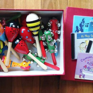 How to host music group for toddlers