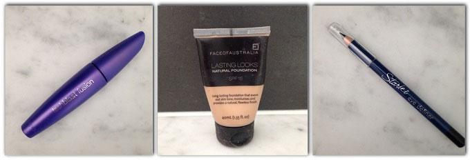 Make-up-montage
