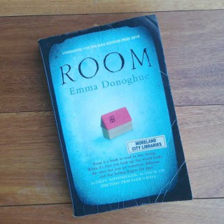 Room – Emma Donoghue (book review)