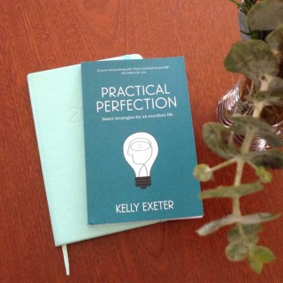 Practical Perfection – Kelly Exeter (book review and GIVEAWAY)