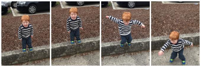 redheaded jump