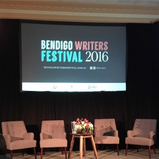 Seven things I learnt from the Bendigo Writers Festival