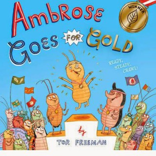 Children's book review – May