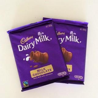 Em versus chocolate