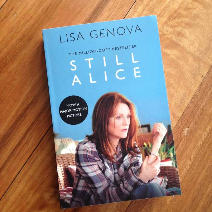 Alice Perrin On Twitter Last Day On Set: Lisa Genova (book Review