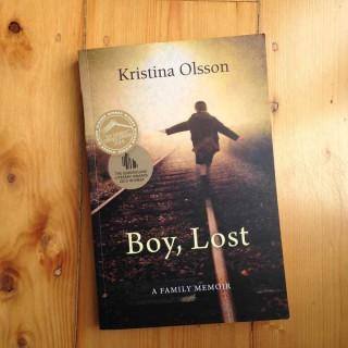 Boy, Lost – Kristina Olsson (book review)