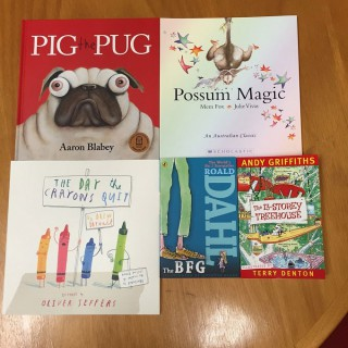 Encouraging literacy development in children – and book pack GIVEAWAY!
