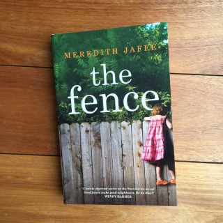 The Fence – Meredith Jaffe (book review)