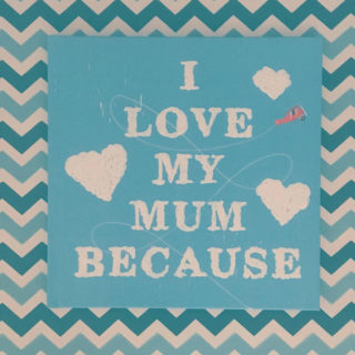 I Love My Mum Because – book review and GIVEAWAY!